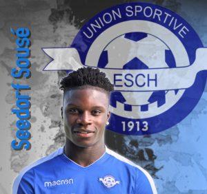 Sousé Mendes, Seedorf